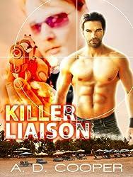 Killer Liaison (Book 1 of Danger Games) (Gay Erotica)