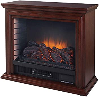 Pleasant Hearth GLF-5002-68 Sheridan Fireplace