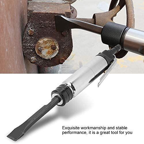 強力なハンドルストレート型エアチゼル空気圧ハンマーシャベルツール工業用