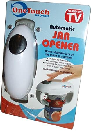 Amazon com  OneTouch Jar Opener  Can Openers  Kitchen  amp  Dining