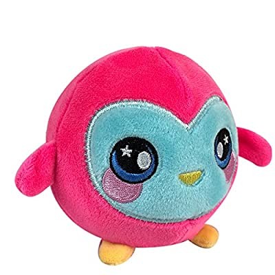 Squeezamals 3.5-Inch Plush Figure (Ollie Owl): Toys & Games