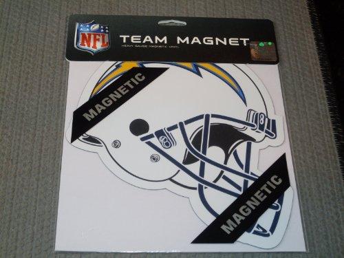 - Fremont Die NFL San Diego Chargers Team Magnet, 8