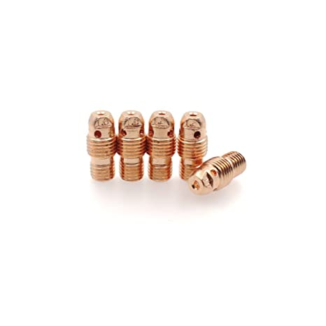 """10 pcs 13N29 Collet Body for Tig Welding Torch WP-9 WP-20 WP-25  3.2mm 1//8/"""""""