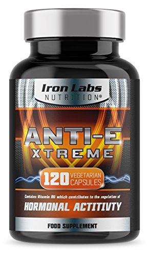 Iron Labs Nutrition-Anti-E Xtreme - with Ursolic Acid & Vitamin B6 -...