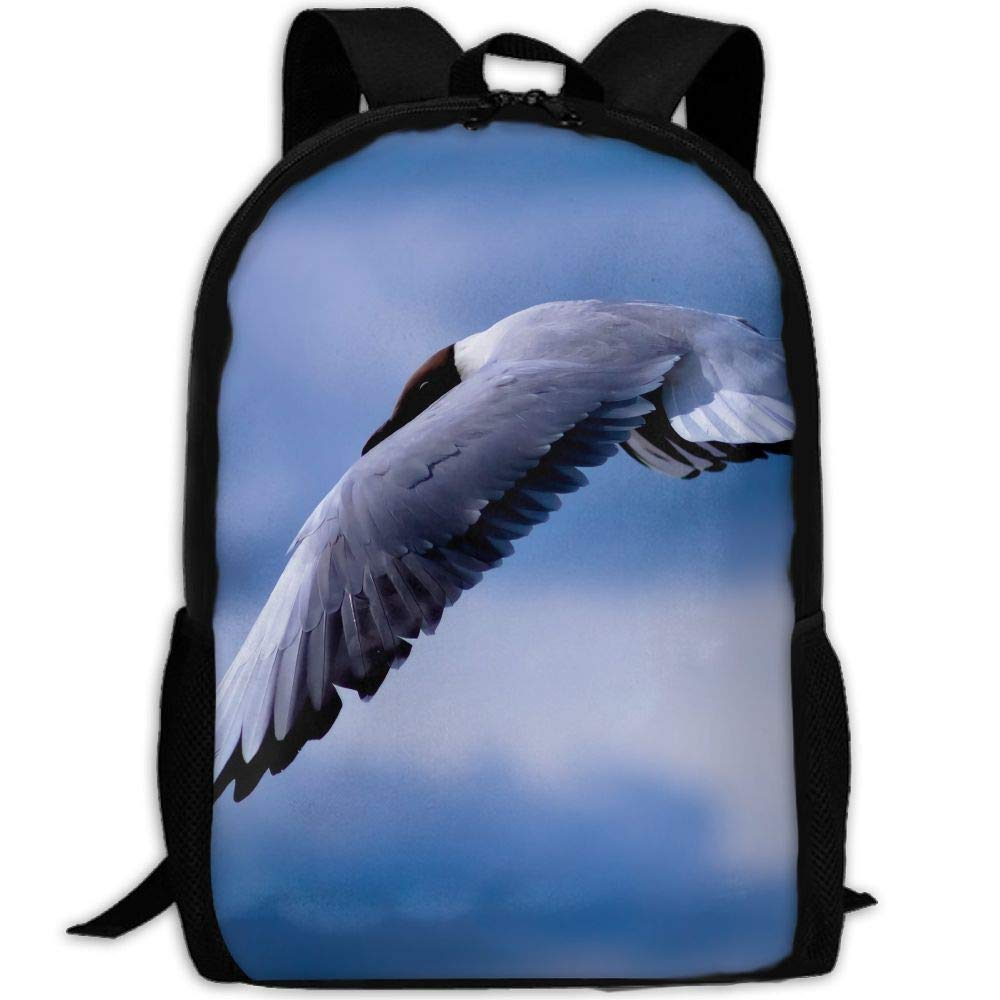 96e7022494b5 Amazon.com: Adult Travel Hiking Laptop Backpack Cat Tree Moon ...