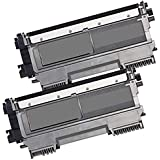 2 High Yield Inkfirst® Toner Cartridge TN-450 (TN450) Compatible Remanufactured for Brother TN-450 Black MFC-7360N MFC…