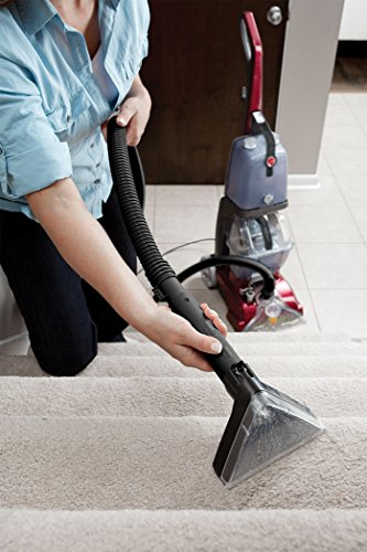 Large Product Image of Hoover Power Scrub Deluxe Carpet Washer FH50150