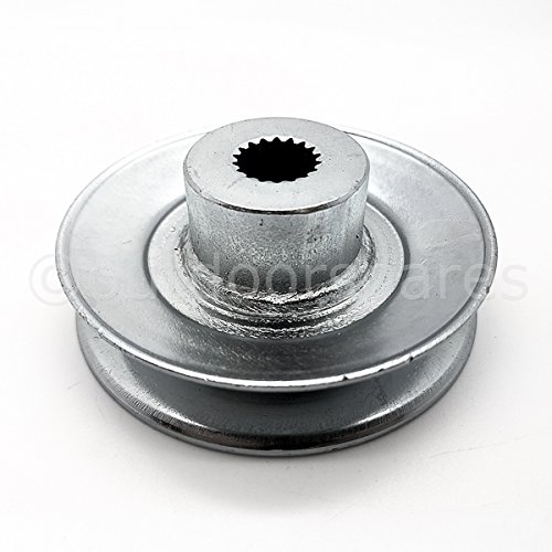 Genuine Stiga Park Compact Ride On Pulley Part No.1139-1469-01