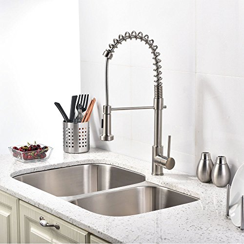 Vccucine Kitchen Faucet Pull Out
