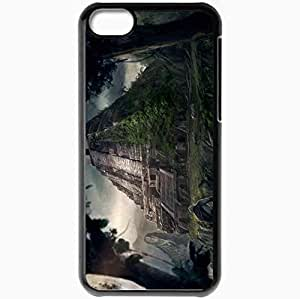 Personalized iPhone 5C Cell phone Case/Cover Skin Assassin Connor Kenuey Radunhageydu Indian Blood Pyramid Black