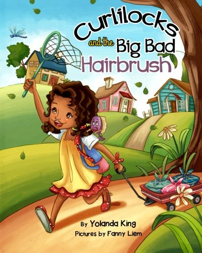Books : Curlilocks and the Big Bad Hairbrush