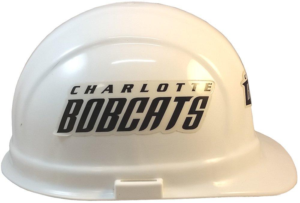 a63fc0ea480 Amazon.com   Wincraft NBA Basketball Ratchet Suspension Hardhats -  Charlotte Bobcats Hard Hats   Sports   Outdoors