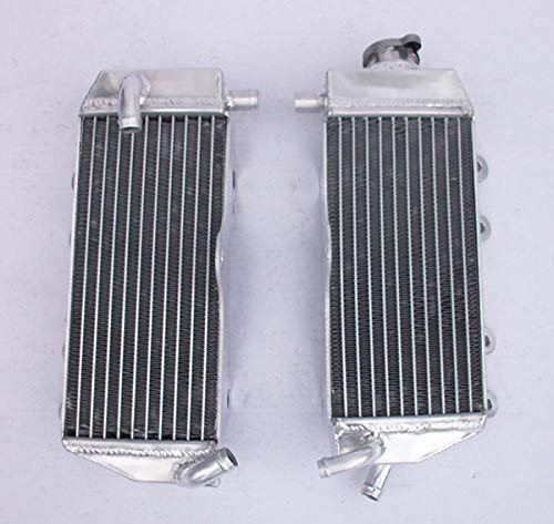 Aluminum radiator for YAMAHA YZ 125 YZ125 2002 2003 2004