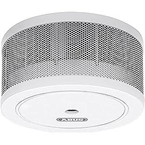 ABUS Mini-Rauchmelder GRWM30600 5er Set - geeignet für Wohnräume, Kellerräume, Wohnmobile - 10 Jahres Batterie - 85 dB…