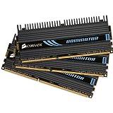 Corsair Dominator 6GB (3x2GB) DDR3 1600 MHz (PC3 12800) Desktop Memory (CMP6GX3M3A1600C8)