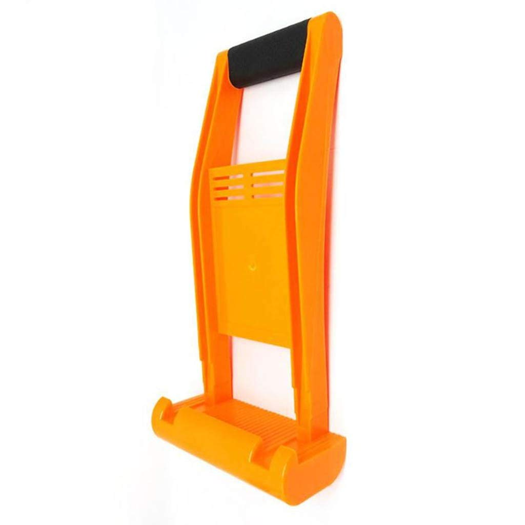 80KG 176LB Lift Carrier, ABS Gripper Handle Panel Carrier Lifting Tools for Construction Building Work and Sheet Goods Carry