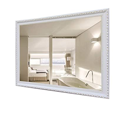 Pleasing European Bathroom Mirror Wall Mount Waterproof Mirror Download Free Architecture Designs Sospemadebymaigaardcom
