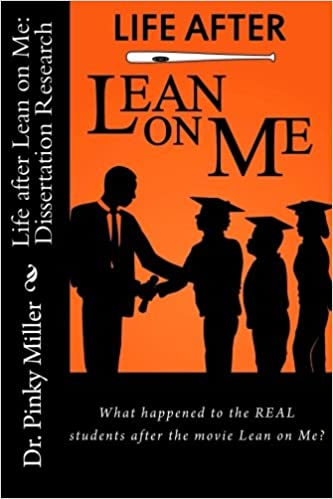 what is the movie lean on me about