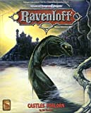Castles Forlorn (AD&D 2nd Ed Fantasy Roleplaying, Ravenloft Setting)
