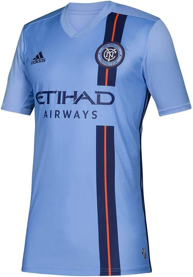 adidas New York City FC Home Jersey - Youth's Soccer