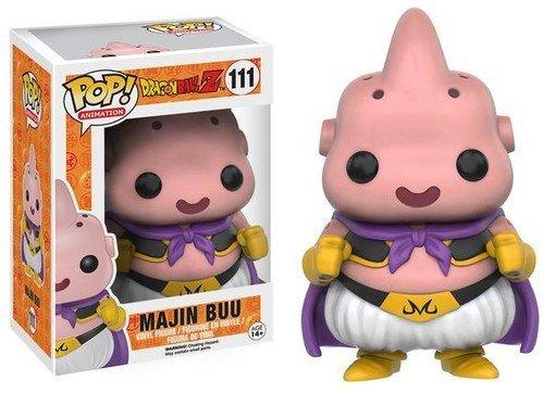 Funko - Pop! Vinilo Coleccion Dragonball Z - Figura Majin Buu (7429)