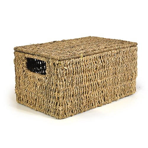 storage basket with lid - 4