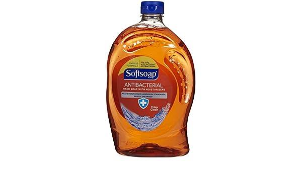 Amazon.com: Jabon Antibacterial Liquido Para Lavarse Las Manos - Botella Grande De Jabon Antibacterial De 56 Onzas: Home & Kitchen