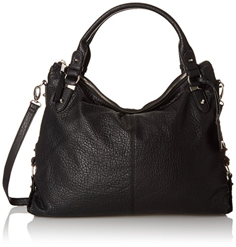 Jessica Simpson Mara Xbdy Tote Bag, Black, One Size