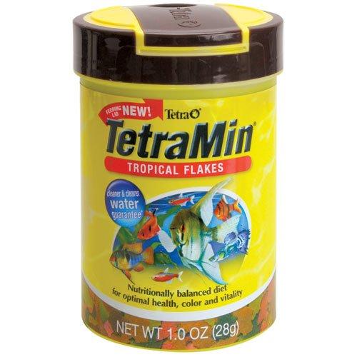 Tetra 77102 1 Oz TetraMin Tropical Flakes