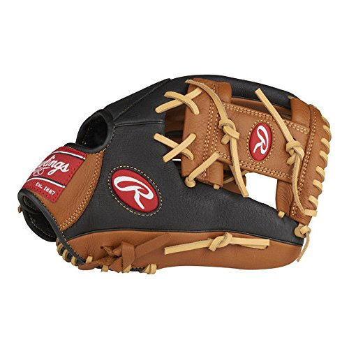 Rawlings Prodigy Youth Baseball Glove, Regular, Pro I Web, 11-1/2 Inch