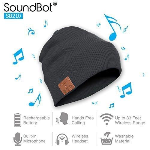 SoundBot SB210-GRY/GRY SoundBot