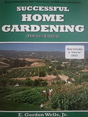 Gordon Wells Home Gardening Lecture Series