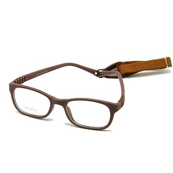 1ea9327e78 EnzoDate Flexible Kids Eyeglasses Frame Size 44 16 TR90 Children Glasses