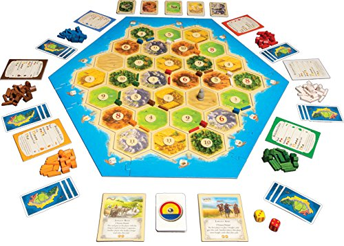 Image result for catan board game