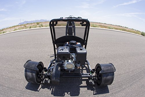 Coleman Powersports DT200 Gas powered Drift Trike by Coleman Powersports (Image #4)