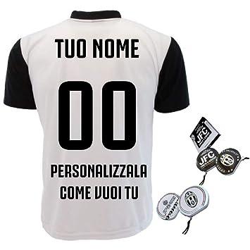 T-Shirt Juventus Camisa Juve Personalizada Replica 2018/2019 PS 27400 (2 año