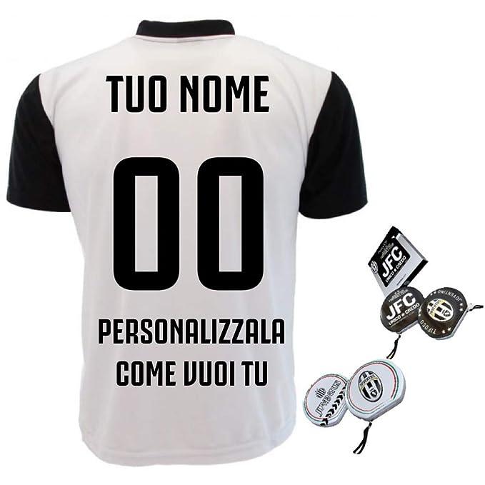 Maglia Home Juventus personalizzata