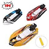 PasswolfMini Inflatable Yacht Boat Children's Bath Toys Pool Toys Motorboats Inflators, Easy to Inflate and Assemble, Shipped from USA .