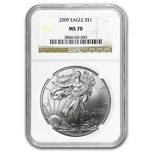 2009-silver-american-eagle-ms-70-ngc-1-oz-ms-70-ngc