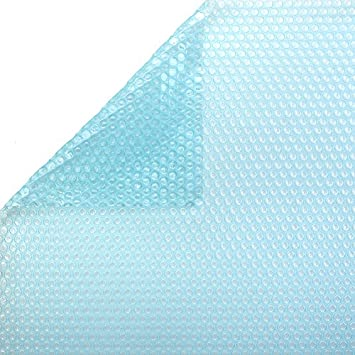 International Pool Protection Cubierta isotérmica/Manta térmica de 4x10 Metros de 350 micras económica