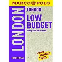 MARCO POLO Reiseführer LowBudget London: Wenig Geld, viel erleben! (MARCO POLO LowBudget)