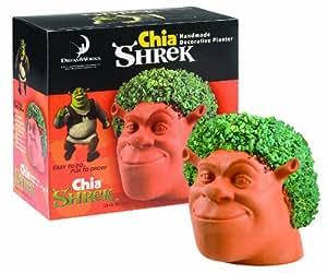 Chia Shrek Handmade Decorative Planter, 1 Kit