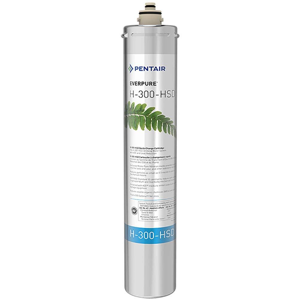 Everpure EV927075 H-300+HSD Water Filter Cartridge by Everpure