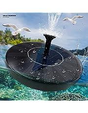 Byhoo Solar Fountain Pump