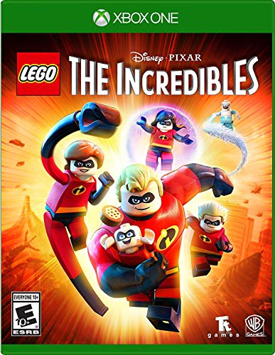 LEGO Disney Pixar's The Incredibles - Xbox One (Best Rated Xbox Games)