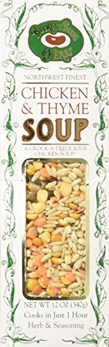 Buckeye Beans Chicken 'N Thyme Soup - 12 Ounces