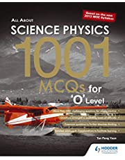 All About Science Physics 1001 MCQsFor 'O' Level