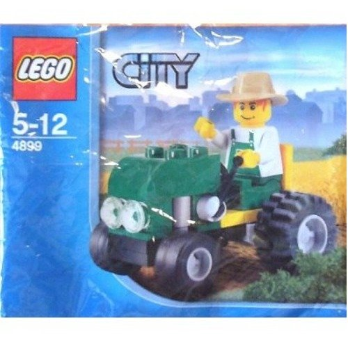 LEGO City Tractor 4899 Bagged