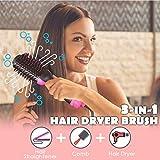 Hair Dryer Brush and Hot Air Brush, Bvser Air