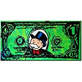 Amazon.com: Bright up - Alec Monopoly Money Cartoon